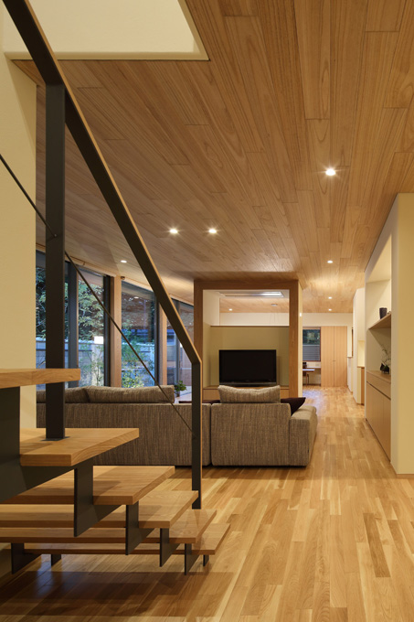 ALLの高級注文住宅「岡崎の家」10