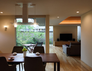 ALLの高級注文住宅-勾配天井のある家