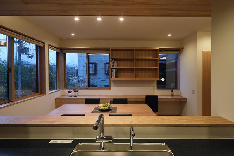 ALLの高級注文住宅「小上りのある家」10