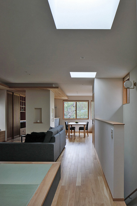 ALLの高級注文住宅「小上りのある家」4