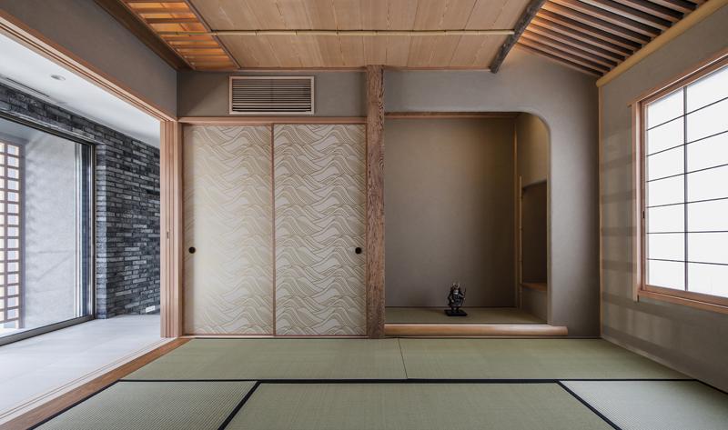 完全自由設計施工 ALLの高級注文住宅 CASE23 下鴨のコートハウス 詳細10