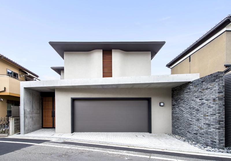 完全自由設計施工 ALLの高級注文住宅 CASE23 下鴨のコートハウス 詳細16