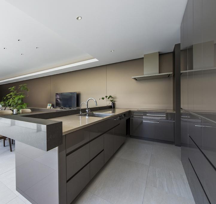 完全自由設計施工 ALLの高級注文住宅 CASE23 下鴨のコートハウス 詳細6