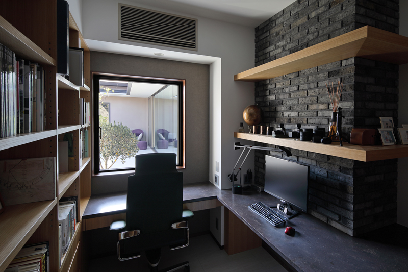完全自由設計施工 ALLの高級注文住宅 CASE23 下鴨のコートハウス 詳細7