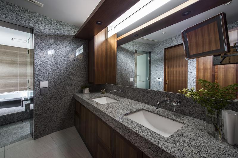 完全自由設計施工 ALLの高級注文住宅 CASE23 下鴨のコートハウス 詳細9