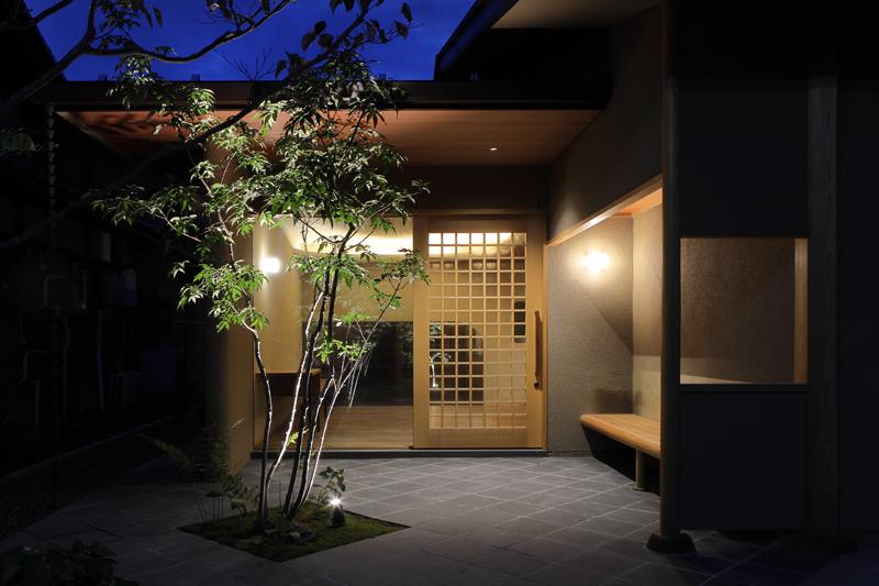 ALLの高級注文住宅「大津堅田の御菓子処」8