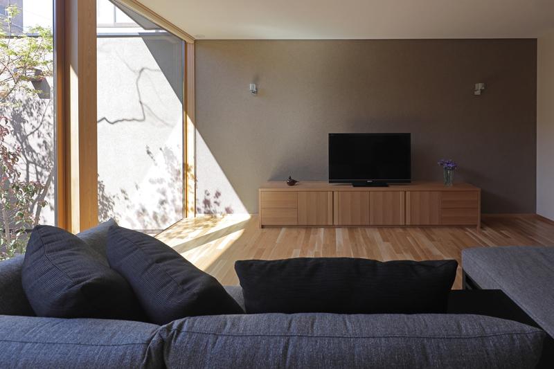 ALLの高級注文住宅「紫竹のコートハウス」3