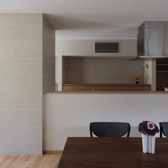 ALLの高級注文住宅「紫竹のコートハウス」4