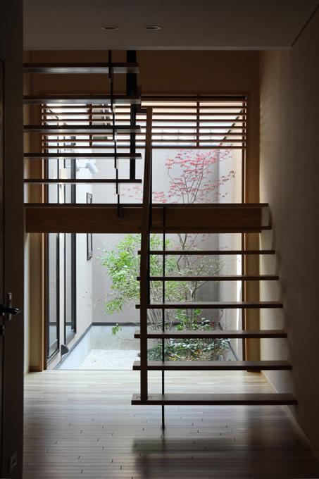 ALLの高級注文住宅「紫竹のコートハウス」5