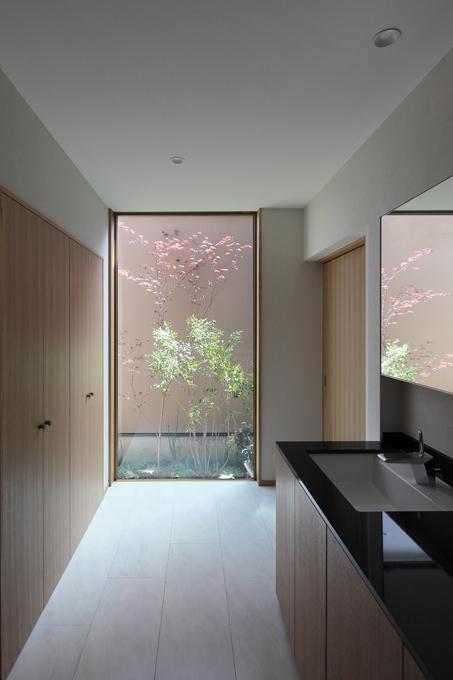 ALLの高級注文住宅「紫竹のコートハウス」7