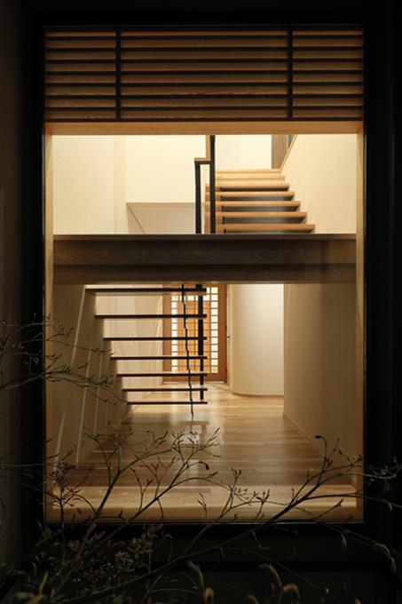 ALLの高級注文住宅「紫竹のコートハウス」8