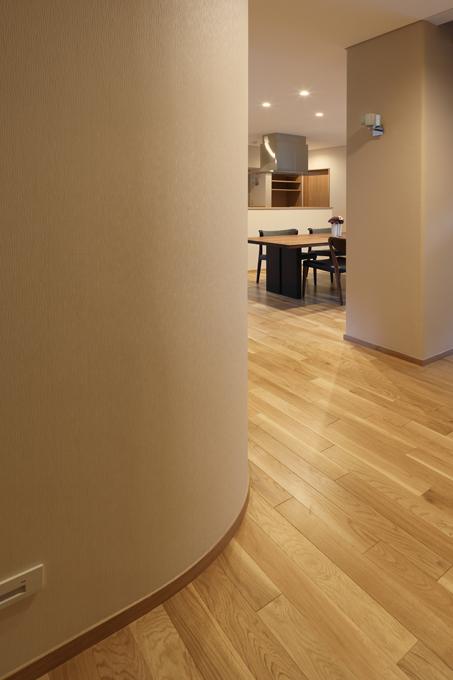 ALLの高級注文住宅「紫竹のコートハウス」9