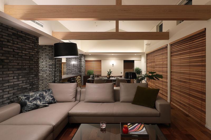 完全自由設計施工 ALLの高級注文住宅 CASE26 御所東のコートハウス 詳細4