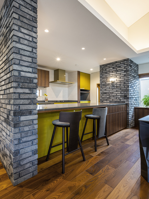 完全自由設計施工 ALLの高級注文住宅 CASE26 御所東のコートハウス 詳細7