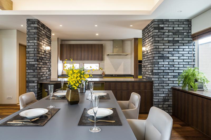 完全自由設計施工 ALLの高級注文住宅 CASE26 御所東のコートハウス 詳細8