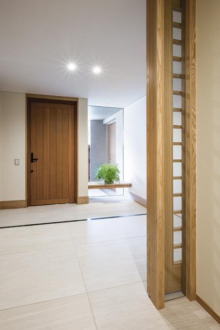 完全自由設計施工 ALLの高級注文住宅 CASE26 御所東のコートハウス 詳細10