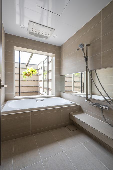 完全自由設計施工 ALLの高級注文住宅 CASE26 御所東のコートハウス 詳細14