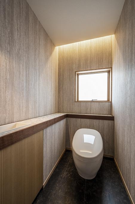完全自由設計施工 ALLの高級注文住宅 CASE26 御所東のコートハウス 詳細15