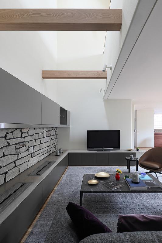 完全自由設計施工 ALLの高級注文住宅 CASE25 石貼りのモダン住宅 詳細7