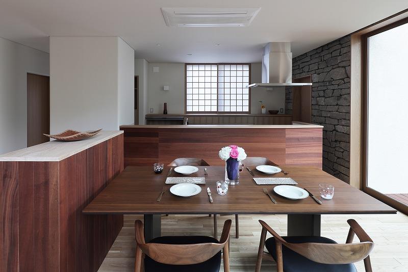 完全自由設計施工 ALLの高級注文住宅 CASE25 石貼りのモダン住宅 詳細10