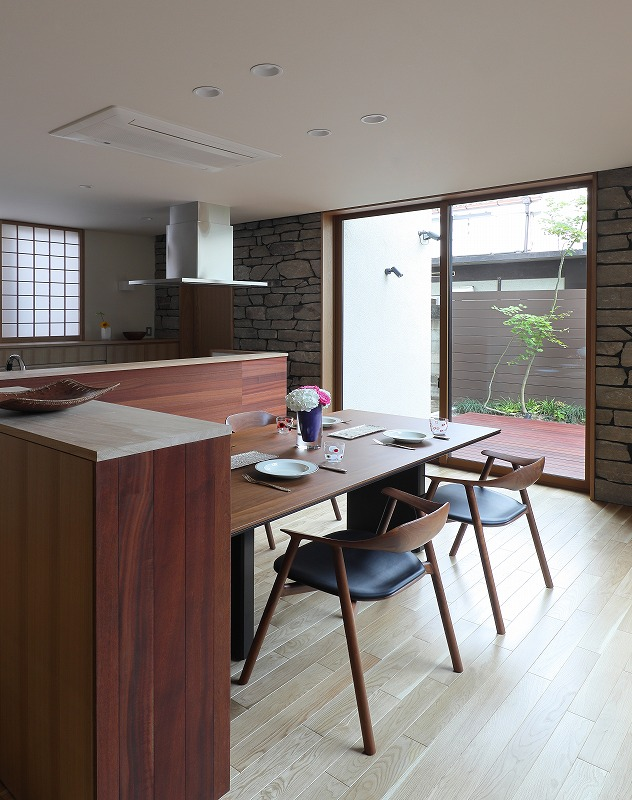完全自由設計施工 ALLの高級注文住宅 CASE25 石貼りのモダン住宅 詳細11