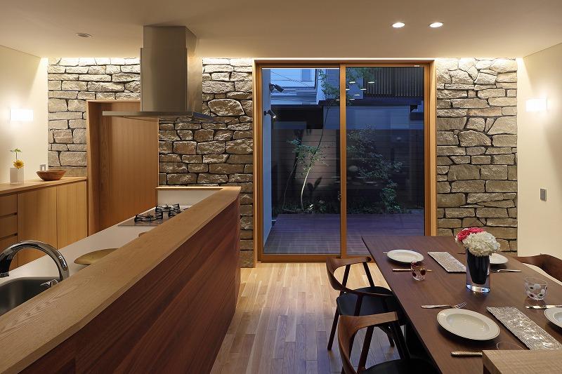 完全自由設計施工 ALLの高級注文住宅 CASE25 石貼りのモダン住宅 詳細14