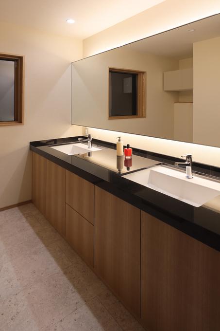 完全自由設計施工 ALLの高級注文住宅 CASE25 石貼りのモダン住宅 詳細15