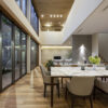 ALLの高級注文住宅「洛中の回廊邸宅」詳細8